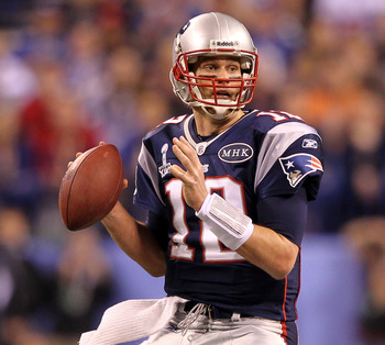 Tom Brady will be back with a vengeance in 2012