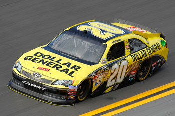 Joey Logano led the wild card drivers at Daytona with a fourth-place finish