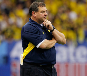 Can Brady Hoke and the Michigan Wolverines build off their success from 2011, or will they take a step back in 2012?