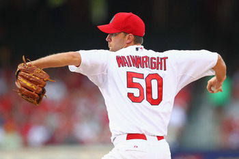 Adam Wainwright has been very inconsistent this year.