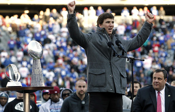 Super Bowl MVP Eli Manning was still available in Round 7.