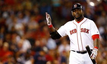 David Ortiz is on pace for his best statistical season since 2007, but without Manny Ramirez, Jason Varitek, and other big hitters in the lineup, the Red Sox are lacking offensive consistency.