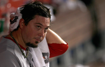 Historically, even number years haven't been kind to Josh Beckett. After posting a 2.89 ERA in 2011, the Red Sox veteran is struggling with a 4.43 ERA in the first half of 2012.
