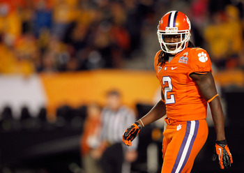 Clemson WR Sammy Watkins may take over the game vs. South Carolina.