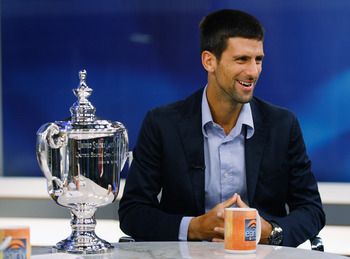 Novak Djokovic- Post 2011 US Open Title