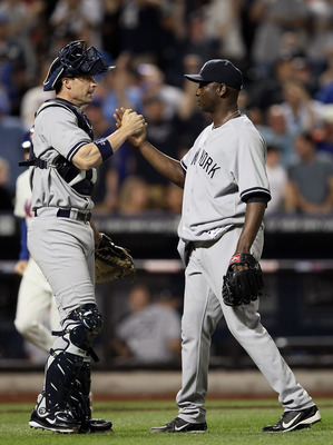 Rafael Soriano has filled in admirably for Mariano Rivera.