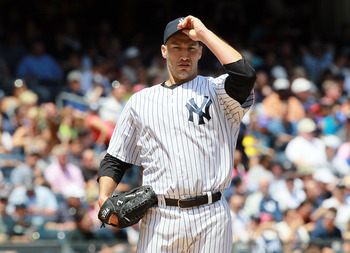 Andy Pettitte has given the Yankees an experience left hand.