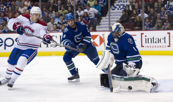 Luongo knows it's time to move on.