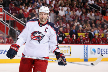 The Blue Jackets continue to drag their heels when it comes to Rick Nash.