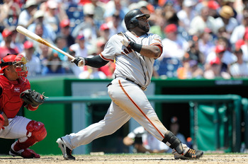 If the Giants acquired a utility infielder, Pablo Sandoval could play first base