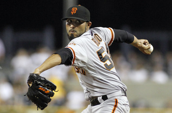Sergio Romo has an ERA of 0.72