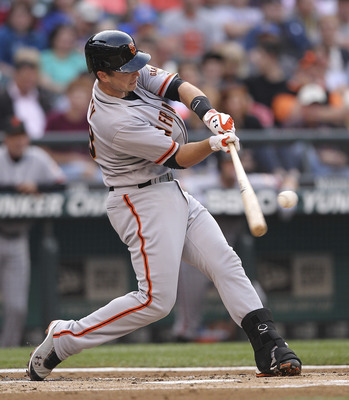 The Giants can use a big second half from Buster Posey