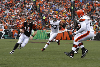 Can Bengals QB Andy Dalton build on the success he had as a rookie starter in 2011?