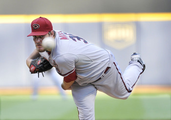 Wade Miley can thank the current rules for his spot on the NL roster.