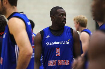 Luol Deng is Team GB's most recognized player.