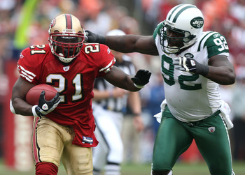 Frank Gore could have a big game against the Jets
