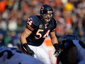 Brian Urlacher and the Bears will be a formidable test