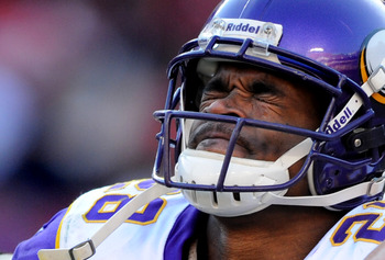 Peterson must overcome much adversity to return to path to Canton.
