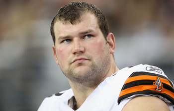You probably couldn't pick him out of a lineup, but Joe Thomas has been elite.