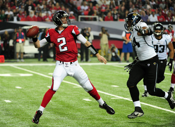 Jacksonville has become a regular Falcons pre-season opponent.