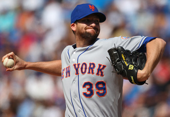 Bobby Parnell has been solid coming out of the bullpen