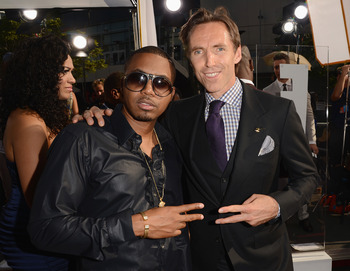 Steve Nash, welcome to L.A.