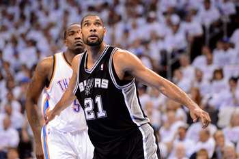 Tim Duncan is old school, but his game remains current.