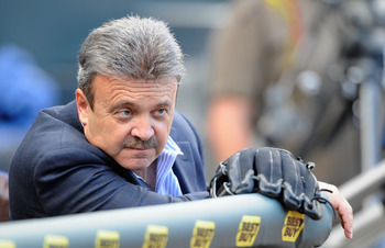 Dodgers GM Ned Colletti.