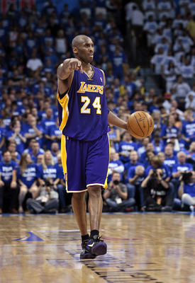 Kobe Bryant has owned Los Angeles for a long time.