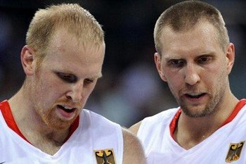 ACHTUNG, BABY!  BACK TOGETHER AGAIN, NOWITSKI & KAMAN