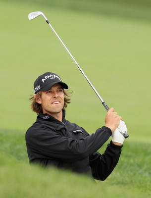 Aaron Baddeley has never made a cut in the Open Championship