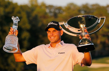 Bill Haas won the 2011 Tour Championship and FedEx Cup