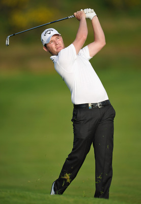Branden Grace has three European Tour wins in 2012