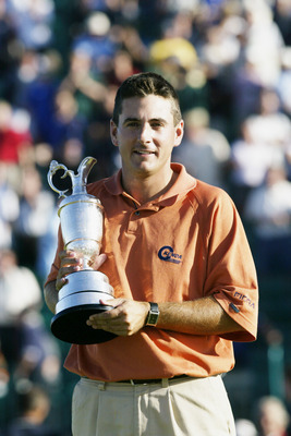 Ben Curtis won the 2003 Open Championship at Royal St. Georges