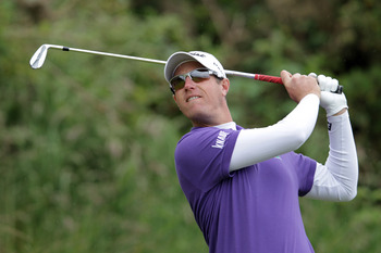 Nicolas Colsaerts finished T-27 in the 2012 U. S. Open