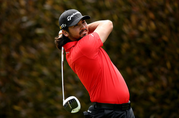 Jason Day withdrew from the 2012 Open