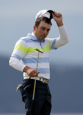 Francesco Molinari has three wins on the European tour