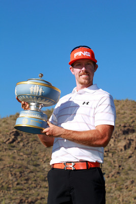 Hunter Mahan won the WGC-Accenture Match Play
