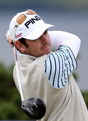 Louis Oosthuizen won the 2010 Open Championship
