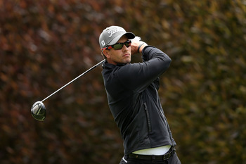 Adam Scott is due to win a major