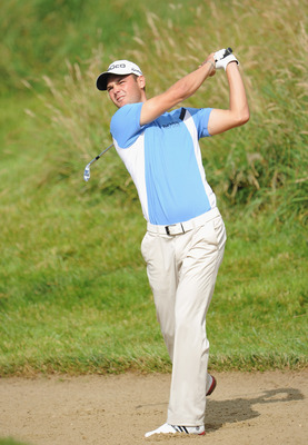Martin Kaymer was No. 1 in the world in 2011