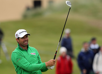 Padraig Harrington has two Claret Jugs