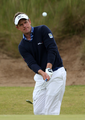 Luke Donald has been No. 1 on the OWGR for 52 weeks