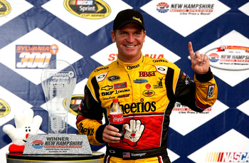 Clint Bowyer is a two-time New Hampshire winner