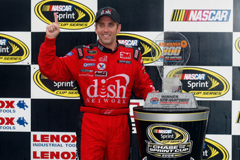 Greg Biffle won at New Hampshire in 2008