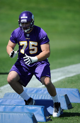 Matt Kalil should become an All-Rookie tackle in 2012.