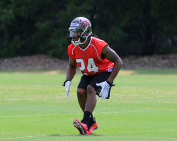 Mark Barron will elevate the Bucs' secondary in 2012.