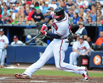 Justin Upton has battled nagging injuries in his young career, just like Jason Heyward.