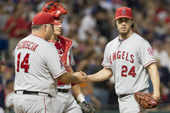 Haren had a dreadful first half, which was affected by a lower back malady. Will he return to form after a DL visit?