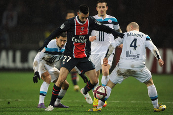 Javier Pastore leads a midfield packed with talent